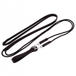 norton-pro-draw-reins-leather-rope