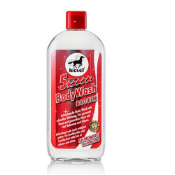 Šampon 5 Star Body Wash Biotin Leovet 500 ml