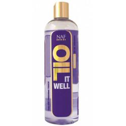 Oil it well rozjasní ta nejdůležitější místa na...
