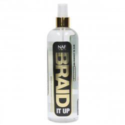 Braid it up pomocník při zaplétání hřívy NAF