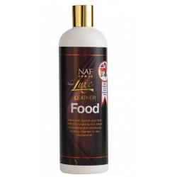 Leather Food na renovaci poškozené kůže NAF 500 ml