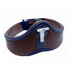 Podbřišník skokový kožený Dy´on Leather...