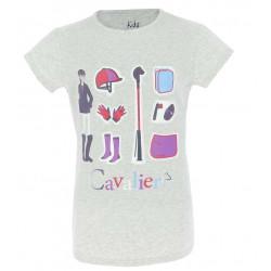 Dětské tričko Equitheme Kids Mathild