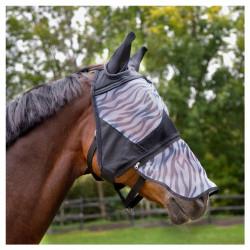 Maska proti hmyzu s odnímatelným nosem Horze Zebra