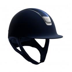 Jezdecká helma Samshield Shadowmatt Top Glossy