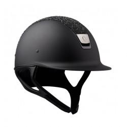 Jezdecká helma Samshield Shadowmatt Hematite 4
