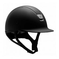 Jezdecká helma Samshield Shadowmatt
