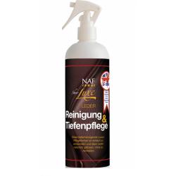 Přípravek na čištění a péči o kožené výrobky NAF