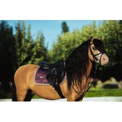 Podsedlová dečka ES Orchid Bloom 2021 - pony...